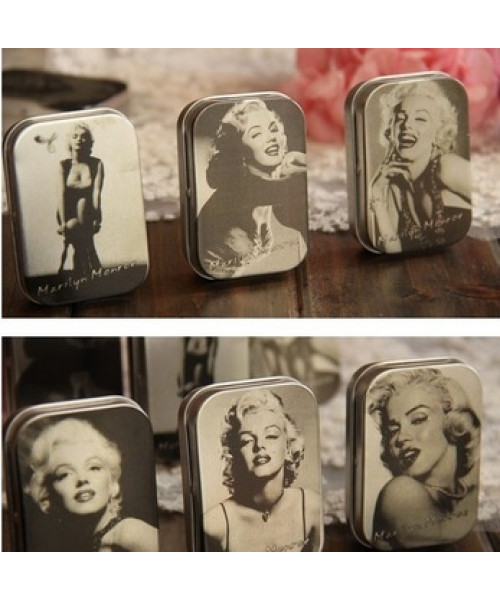Marilyn Monroe Mini Tin æske